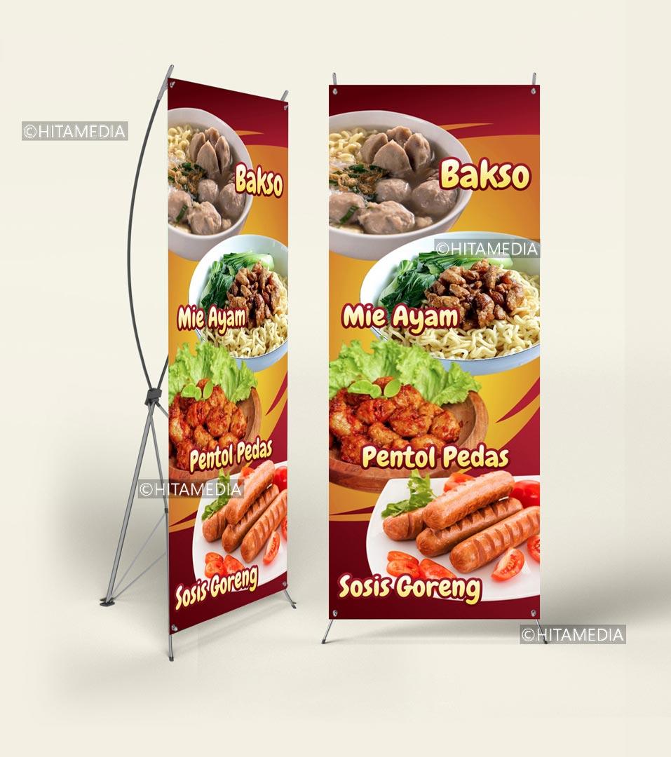 portofolio Bikin Banner Pekanbaru