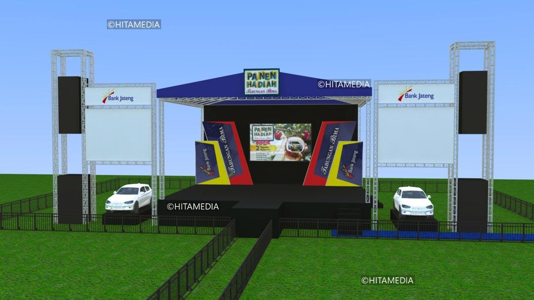 portofolio Booth Produksi Bandung