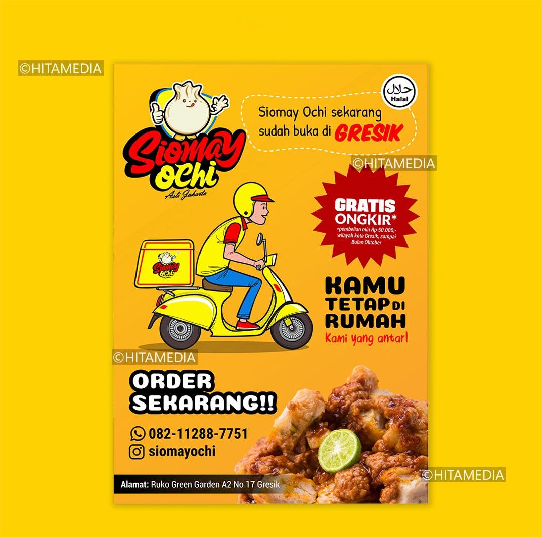 portofolio Cetak Brosur Pekanbaru