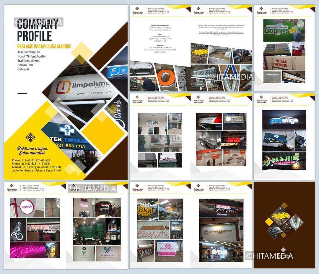 portofolio Harga Pembuatan Company Profile Video