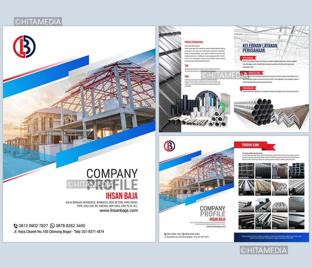 portofolio Company Profile Perusahaan Jasa Transportasi