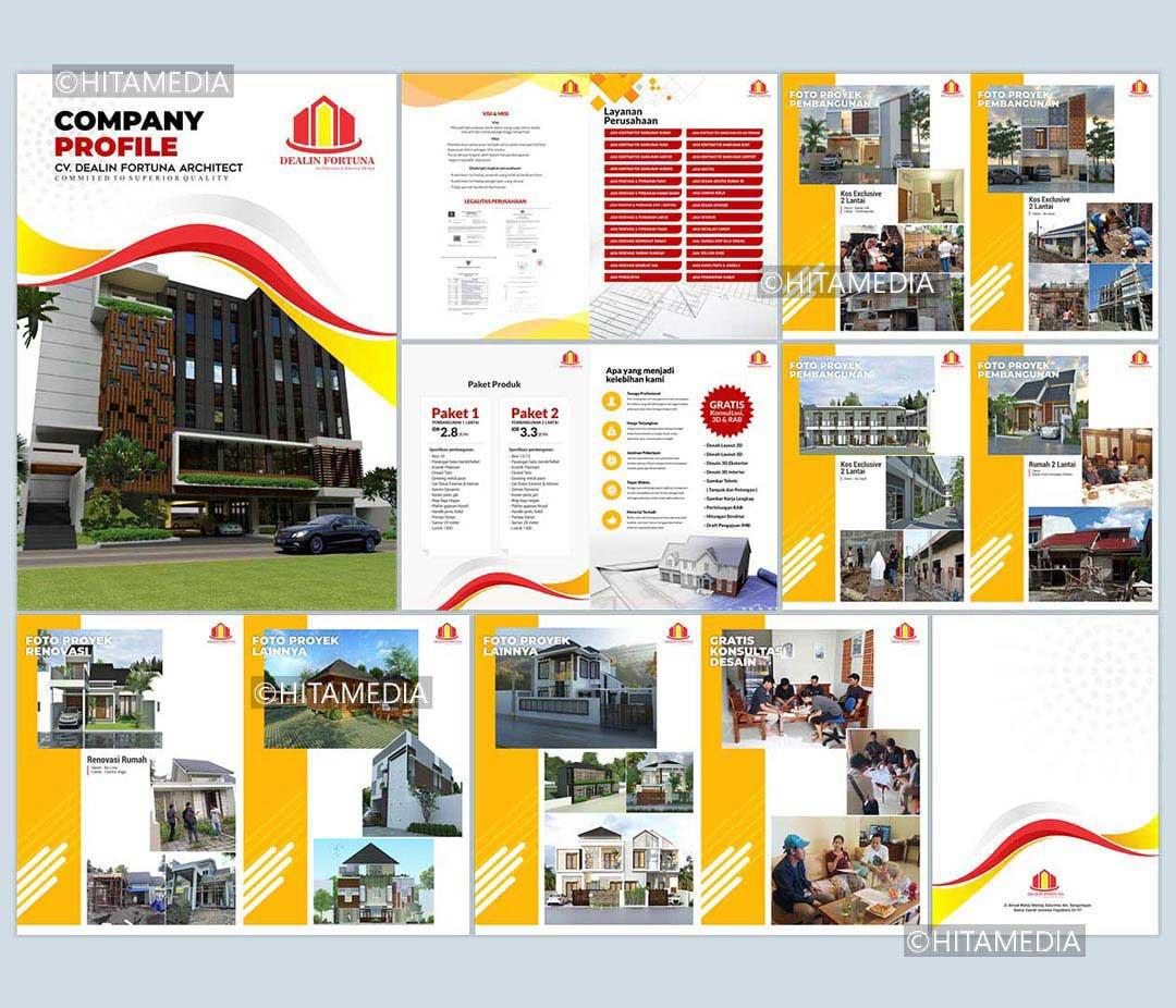 portofolio Jasa Pembuatan Company Profile Malang