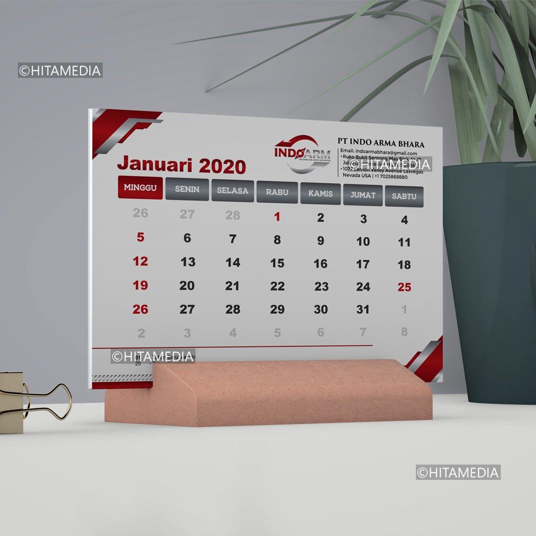 portofolio Cetak Kalender Murah Denpasar