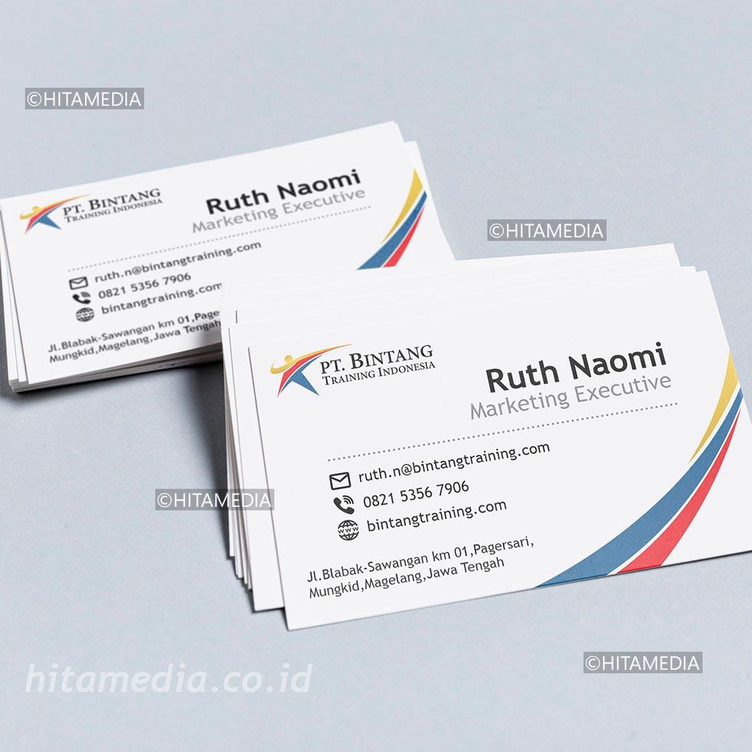 portofolio Buat Kartu Nama Denpasar