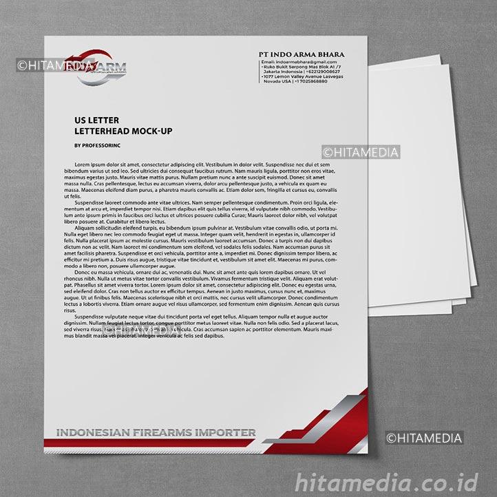 portofolio Harga Cetak Kop Surat F4