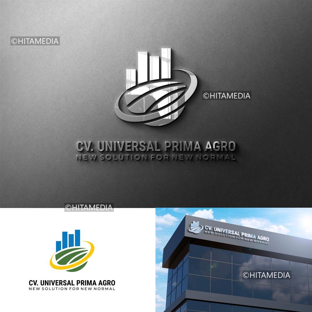 portofolio Pesan Logo