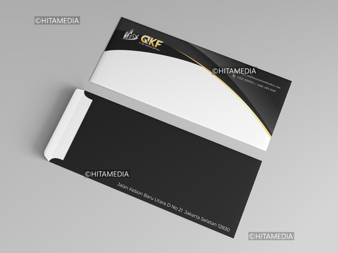 portofolio Cetak Amplop Undangan